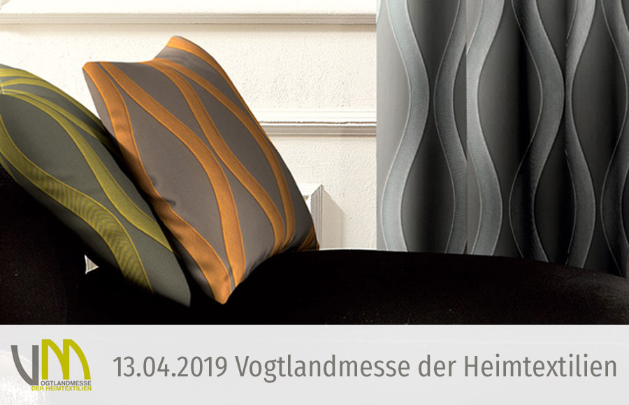 Vogtlandmesse der Heimtextilien 2019