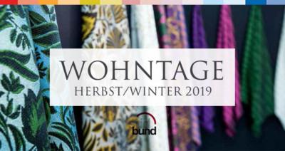 Südbund Wohntage Herbst / Winter 2019